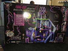 Monster High FREAKY FUSION Catacombs Castle Playset Dollhouse Toys - NIB