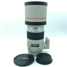 [NEAR MINT]Canon EF 300mm f/4 L USM Telephoto AF Lens from JAPAN