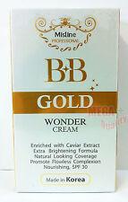 15 g. MISTINE BB KOREA GOLD WONDER CREAM Extra Whitening Formula SPF 30