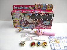 Maho Girls PreCure Linkle Stick DX Rod Wand CosPlay combine save ship Japan Used