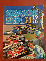 W. Richard + M. Luini * F1 - Grands Prix 1976 * Editions 24 Heures * 1976 * BE
