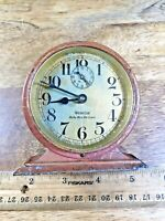 Working Baby Ben Alarm Clock Style 2 (ca1927-1932) (Cleaned and Oiled) (K5166)