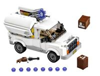 LEGO Super Heroes The Shocker's White Van Truck ONLY (No Minifigs) 76083