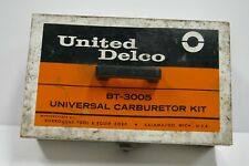 VTG United Delco BT-3005 Universal Carburetor Kit with Extra Kent Moore Tools