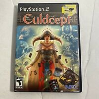 Culdcept PS2 Playstation 2 CIB Complete w/ manual Video Game  Free Shipping