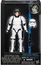 "Star Wars The Black Series 6"" Wave 7 #9 Han Solo Stormtrooper Suit UK"