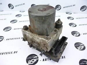 Iveco Daily IV Hydraulic Block ABS Control Unit 504182307 0265800605 0265231891