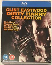 Clint Eastwood Dirty Harry Collection Blu-Ray Box Set