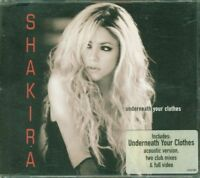 Shakira - Underneath Your Clothes 5 Tracks Cd Sconto € 5 ogni € 50 Spedito 48H