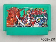 Karakuri Kengouden Musashi Road Famicom Japanese Import FC NES Nintendo Japan B