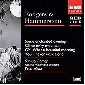 Rodgers & Hammerstein Songs, Peter Matz, National Philharmoni, Very Good