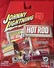 JOHNNY LIGHTNING Hot Rod Magazine ~ #3 Barris Emperor ~ MOC