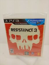 Resistance 3 | Sony PlayStation 3 PS3 | New Y-Fold Sealed BLACK LABEL