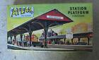 Vintage HO Scale Atlas Station Platform Kit 707