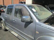2003 HOLDEN RODEO, WRECKING