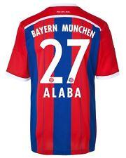 Trikot Adidas FC Bayern 2014-2015 Home - David Alaba [164 bis XXL] FCB