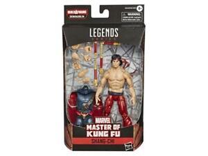 Marvel Legends Shang Chi Spider-Man Gamerverse Demogoblin BAF Bonus Decals