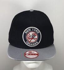 Vintage Style New York Yankees New Era Mens Snapback Cap Hat New