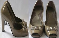 River Island Block Party Patternless Heels for Women