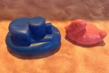 Kleine Badewannen Spielzeug Figuren