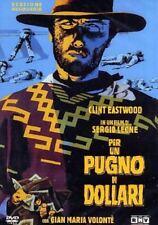Dvd Per un Pugno di Dollari (1964) (Versione Restaurata) Contenuti Extra ..NUOVO