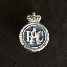 More details for royal automobile club rac lapel emblem pin badge