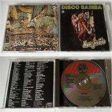 LOS JOAO - DISCO SAMBA - CD USATO FUORI CATALOGO