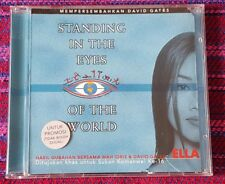 Ella ~ Standing In The Eyes of The World ( Promo Copy ) Cd