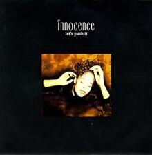 "Innocence Let's push it (1990) [Maxi 12""]"