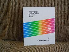 Pantone Color & Black Selector 747XR Volume 3 - FREE SHIPPING!