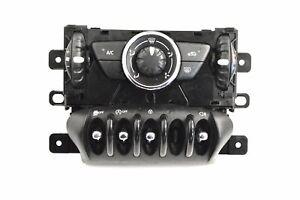 MINI COUNTRYMAN R60 D 2014 RHD Climate Control Switch Panel E1060548 12610800