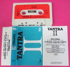 MC TANTRA II Macumba A place called tarot 1982 italy Valli no cd lp vhs dvd