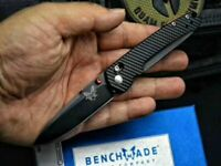 New CNC M390 Blade Full TC4 Titanium Handle AXIS Lock Folding Pocket Knife DF157