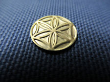 Rheingold Naturgold Nugget Blume des Lebens Gold PilzOase Rarität faire Werte