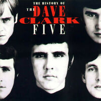 The Dave Clark Five – The History Of The Dave Clark Five   - 2xCD