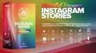 Colorful Instagram Stories Pack - AE Files