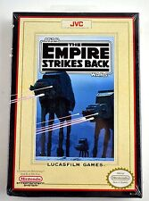 Star Wars The Empire Strikes Back Nintendo Entertainment System NES Brand New!