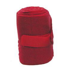 Track Bandages Red