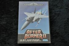 After Burner II Sega Mega Drive