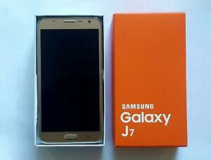 Samsung Galaxy J7 16GB - Black GSM Unlocked, Metro PCS, Verizon, T-mobile - New