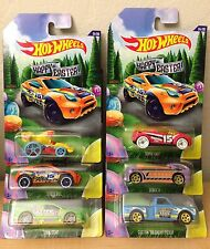 Hot Wheels 2015 Easter Complete Set of 6