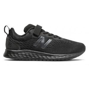 New Balance Fresh Foam Arishi Pre school Running School Black Shoe