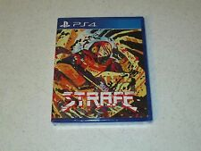 Strafe PlayStation 4 Limited Run Games Exclusive Variant Cover  FREE SHIPPING