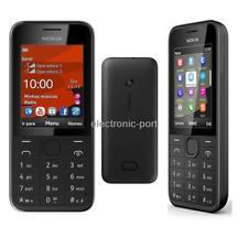 New Unlocked Original Nokia 208 3G Bluetooth English Hebrew Keyboard bar phone