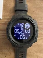 Garmin Instinct Men's GPS Multisport Watch - Graphite