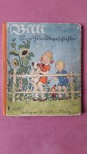 Bilderbuch Billi eine Hundegeschichte von Ipf, Bilder Fritz Baumgarten, um 1935