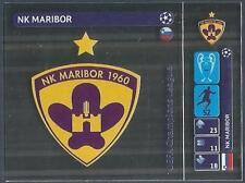 PANINI UEFA CHAMPIONS LEAGUE 2014-15- #032-NK MARIBOR BADGE-SILVER FOIL