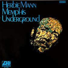 Herbie Mann - Memphis Underground (LP) (VG/G++)