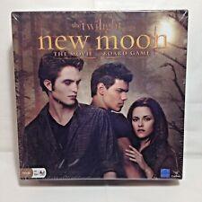 New Moon The Movie Board Game Sealed Twilight Saga 2009