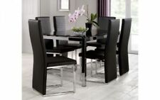 Dining Room Up to 6 Seats More than 8 Pieces Table & Chair Sets